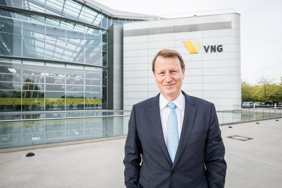 """Leipziger Gasversorger VNG: Versorgungssicherheit in Corona-Krise """"nicht gefährdet"""""""
