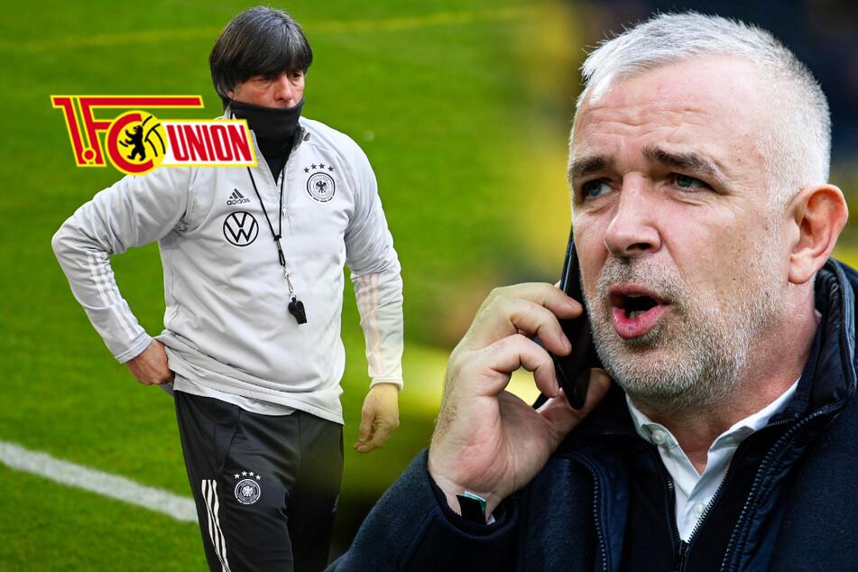 """Union-Boss Zingler fordert sofortiges Löw-Aus: """"Katastrophales, peinliches Bild"""""""
