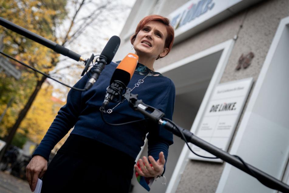 Katja Kipping sieht wegen der Corona-Pandemie eine Rückkehr der sozialen Frage.