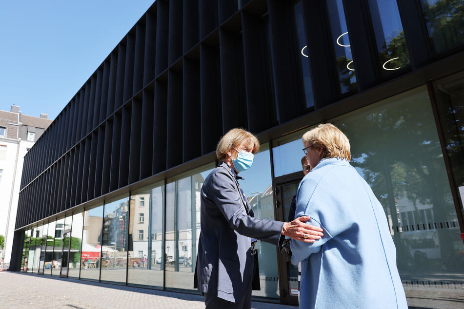 Das neue Historische Archiv von Köln wurde am heutigen Freitag eröffnet.