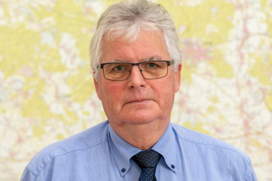 Landrat Bernd Lange (64, CDU).