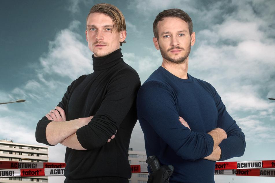 Die beiden Hauptkommissare Adam Schürk (Daniel Sträßer, 32) und Leo Hölzer (Vladimir Burlakov, 32) sind die neuen Ermittler in Saarbrücken.