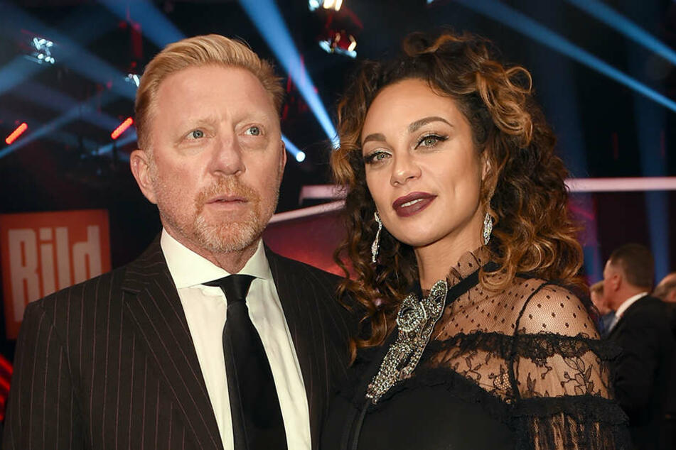 Die Trennung von Boris Becker setzt seiner Noch-Ehefrau Lilly sichtlich. Auch vor der Kamera kann sie ihren Frust nicht verbergen.