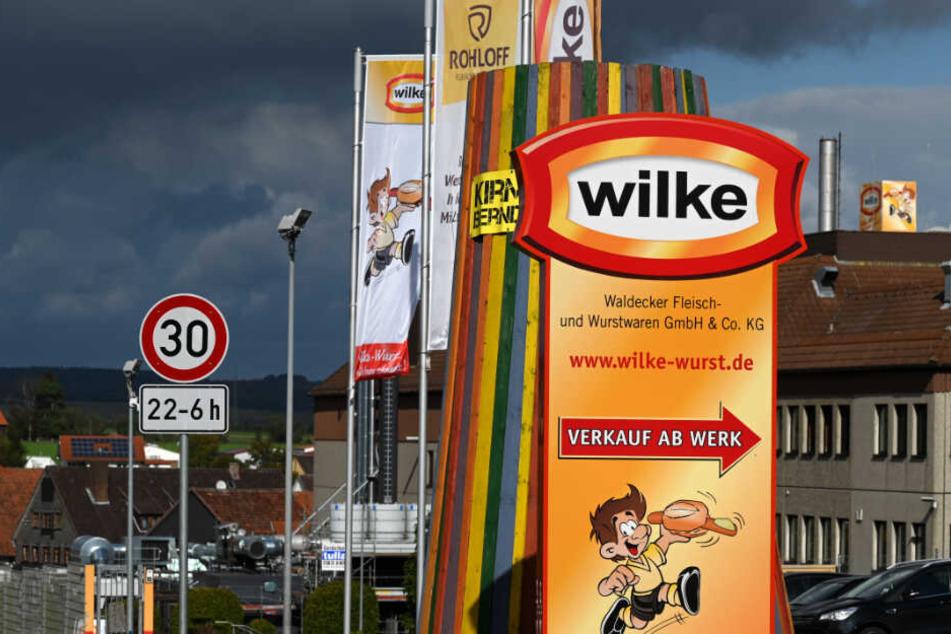 Wilke-Wurst in Brandenburg: Fünf Meldungen von Listerien!