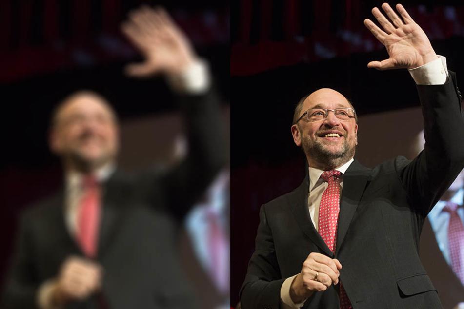 Er zieht die SPD in den Umfragen nach oben: Kanzlerkandidat Martin Schulz (61).