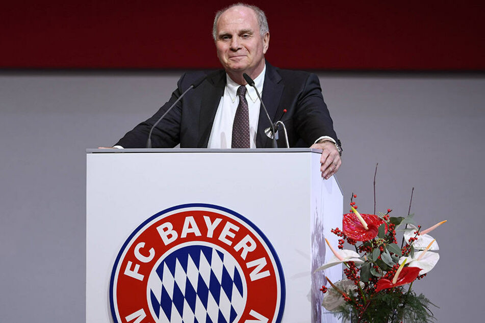 Uli Hoeneß ist wieder Präsident des FC Bayern München.