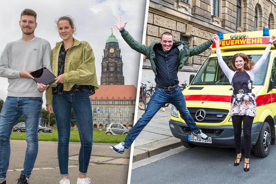 """Vom Gärtner bis zum Sanitäter: """"Ausbilder"""" Rathaus hat für jeden was"""