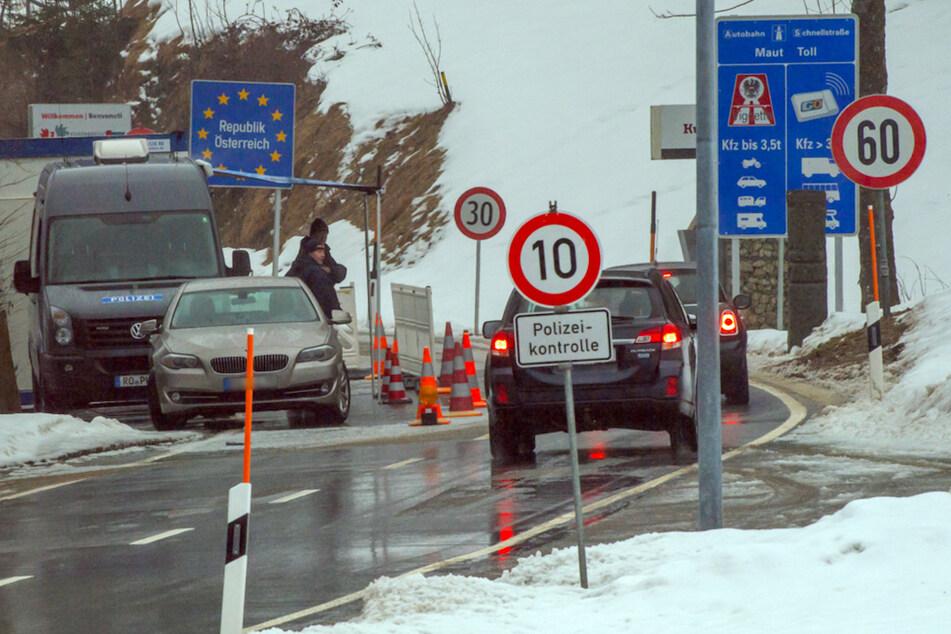 Grenzkontrollen um zwei Wochen verlängert: Tirol und Tschechien noch immer Risikogebiete