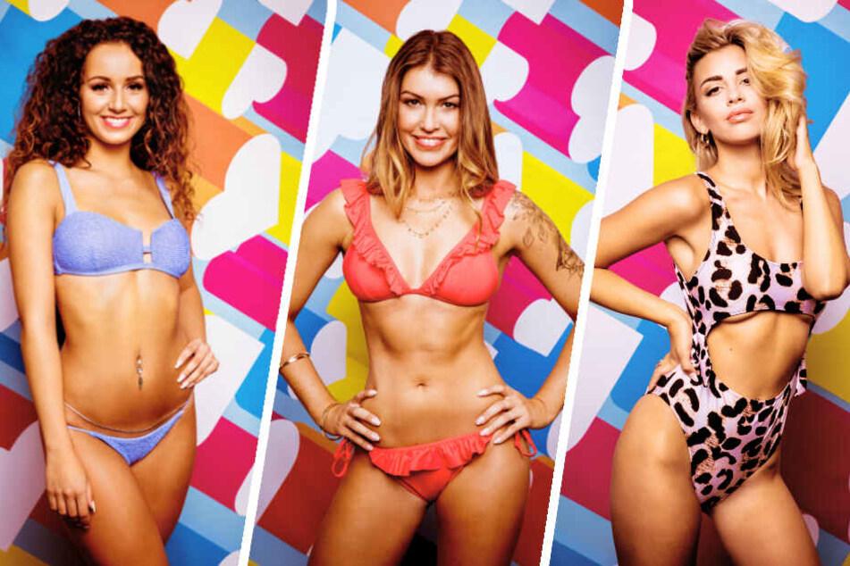 """Es wird heiß! Das sind die sexy Kandidatinnen bei """"Love Island"""""""
