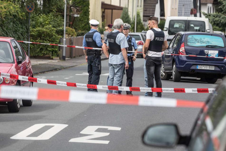 Der Mord auf offener Straße könnte ins Rocker-Milieu führen.