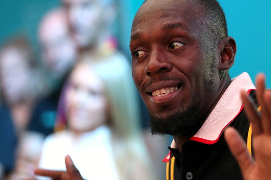 Usain Bolt hat im Jahr 2017 seine Karriere offiziell beendet. (Archivbild)