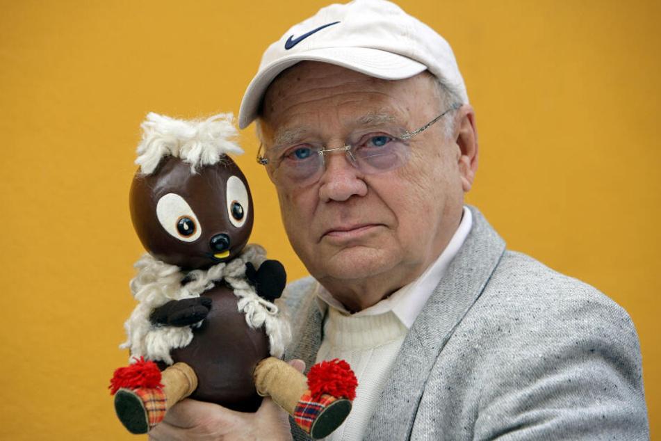 Heinz Schröder (1928-2009) hat den Pitti viele Jahrzehnte lang gespielt.