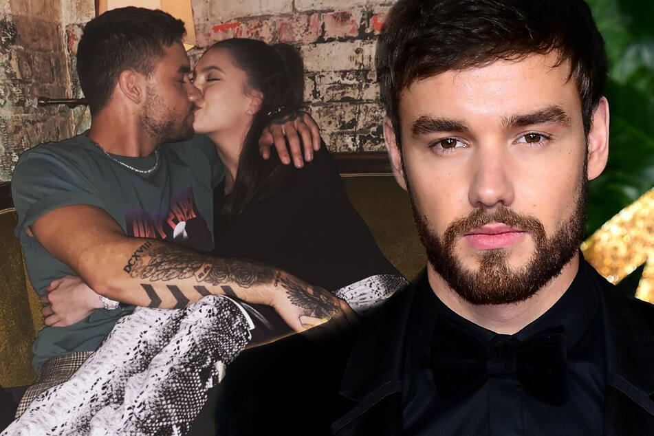 "Liam Payne confirms engagement! ""We're just really happy."""
