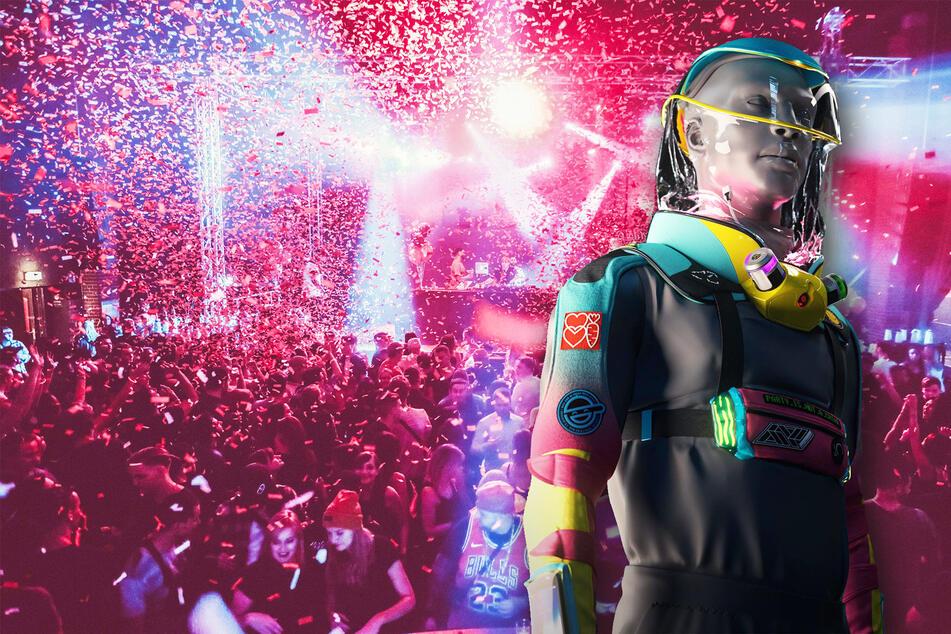 Endlich wieder Partys? Dieser High-Tech-Anzug soll es möglich machen!