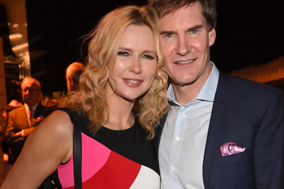 Die Schauspielerin Veronica Ferres und Unternehmer Carsten Maschmeyer sind seit 2014 verheiratet.