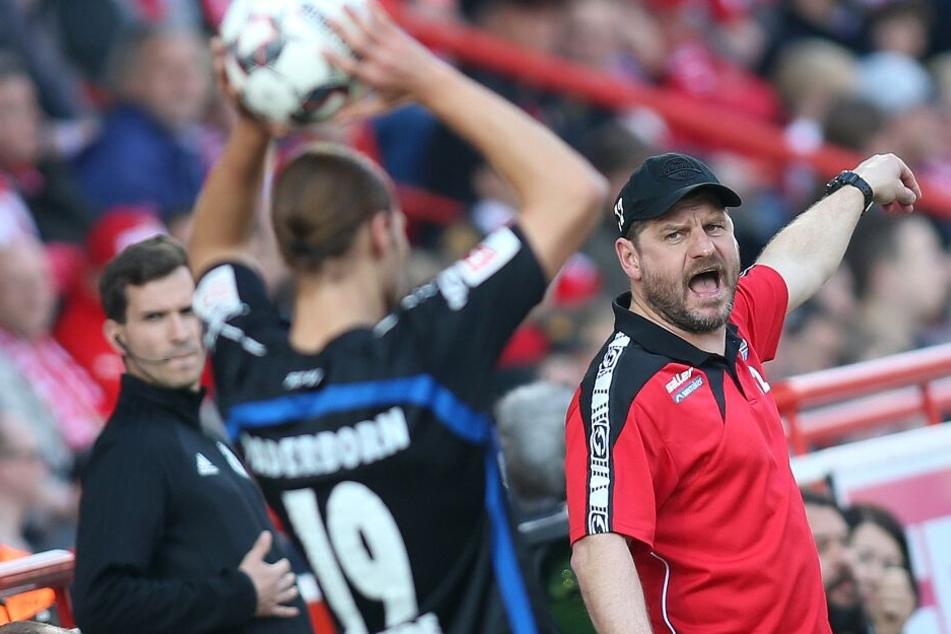 SCP-Trainer Baumgart sah einen offensiven Auftritt seiner Mannschaft.