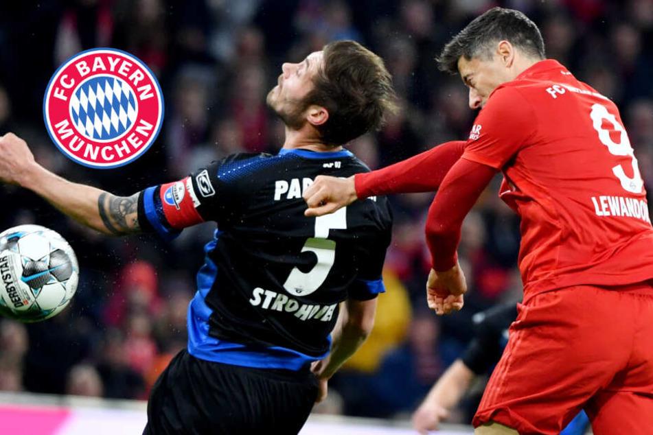 Knappes Ding! FC Bayern schlägt Paderborn bei Generalprobe für Chelsea-Kracher