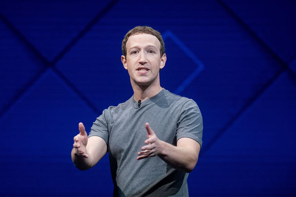 Das Unternehmen von Mark Zuckerberg rühmt sich damit, Terrorismus aktiv zu bekämpfen. Doch die Studie zeigt eklatante Lücken auf.