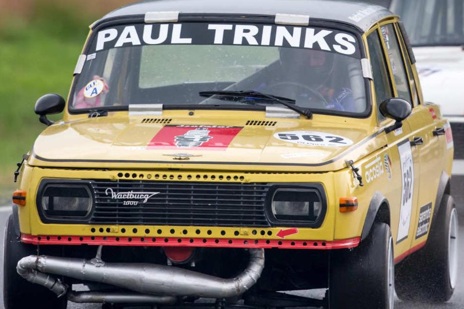 Wartburg-Fans dürfen sich freuen: 2018 wird es im Juli die bekannte Rallye in Eisenach geben. (Symbolbild)