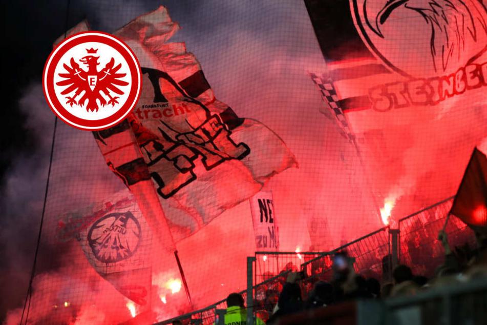 Nach Stadionverbot in der Europa League: Eintracht-Fans werden aus Lüttich verbannt