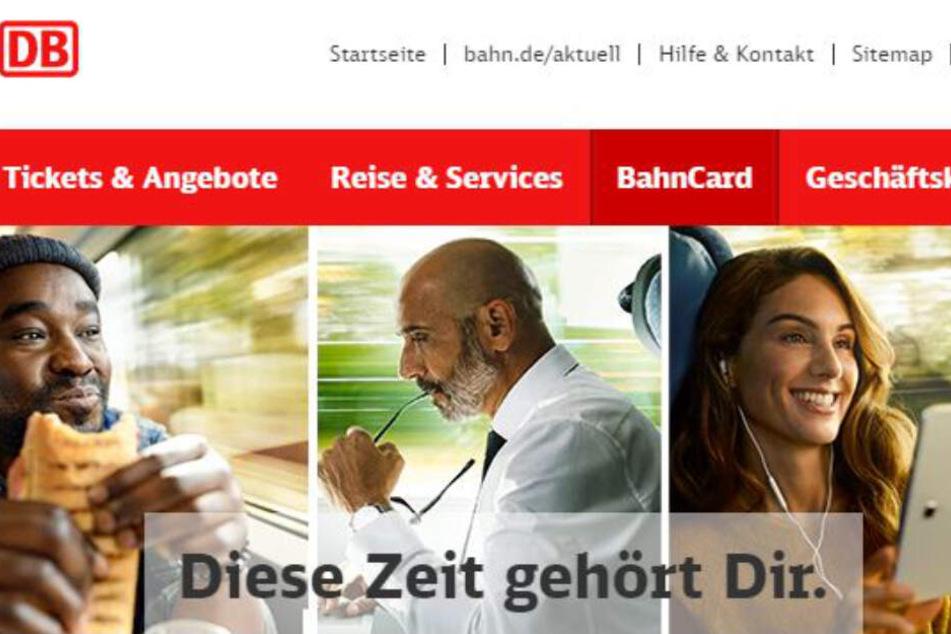Ob Nelson Müller (links) oder Nazan Eckes (rechts): Die Protagonisten der Bahn-Werbung sorgten bei Palmer für Unverständnis. (Screenshot)
