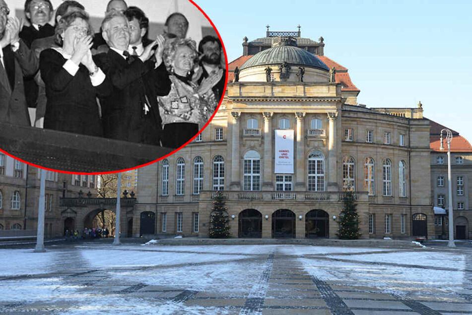 Heute vor 25 Jahren: Als unser Opernhaus neu eröffnet wurde