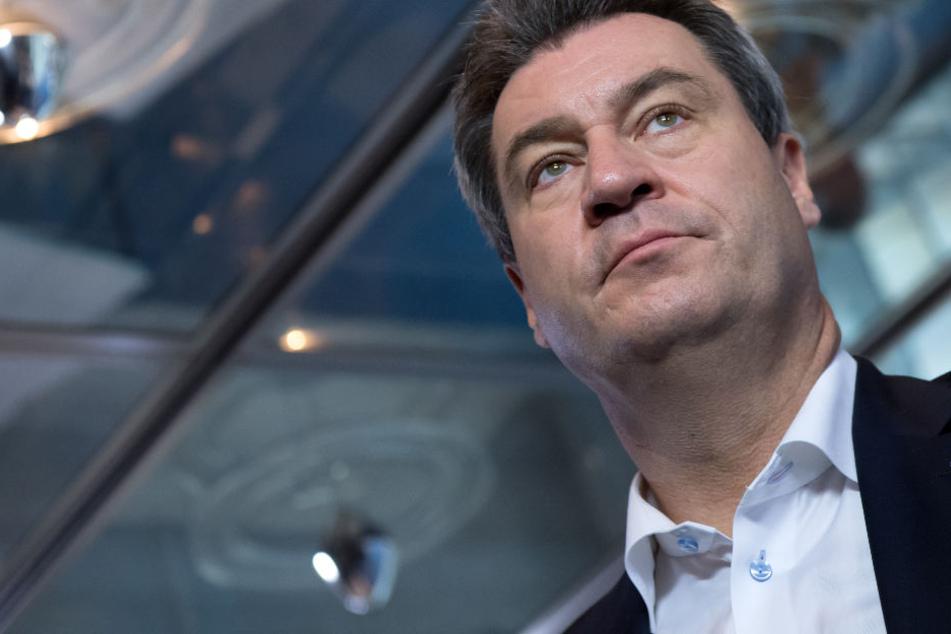 Landtagswahl in Bayern: Nächster Nackenschlag für Söder und CSU