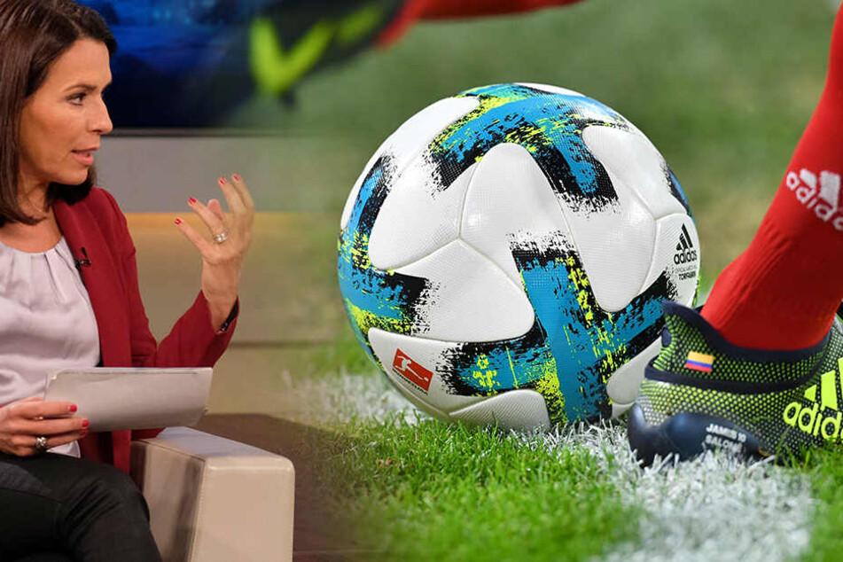 Wegen Fußball: Anne Will muss dran glauben