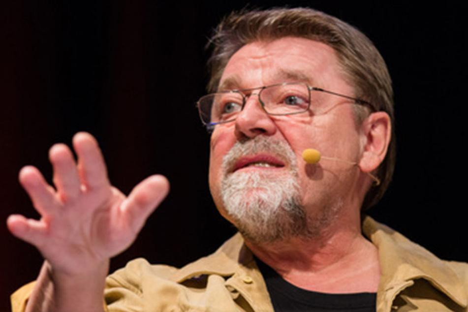 Jürgen von der Lippe wird 2018 schon 70 Jahre alt.