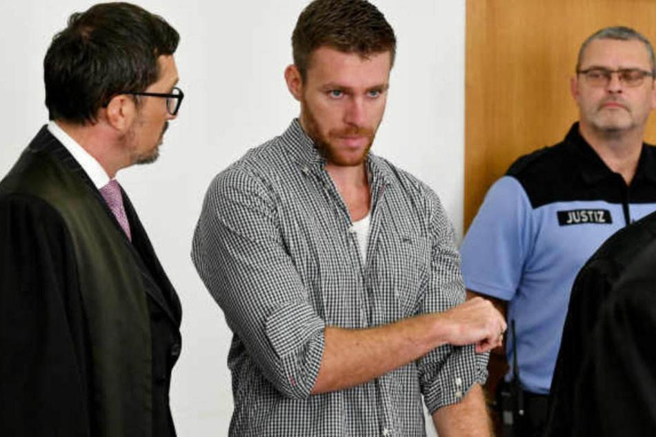 Seit März 2016 saß Maik Schneider in U-Haft.