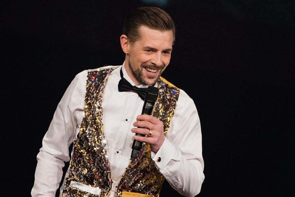 """Klaas Heufer Umlauf (33) will in seiner TV-Show """"Ein Mann, eine Wahl"""" (ab 11. September auf ProSieben) Politik auch für junge Menschen attraktiv machen."""