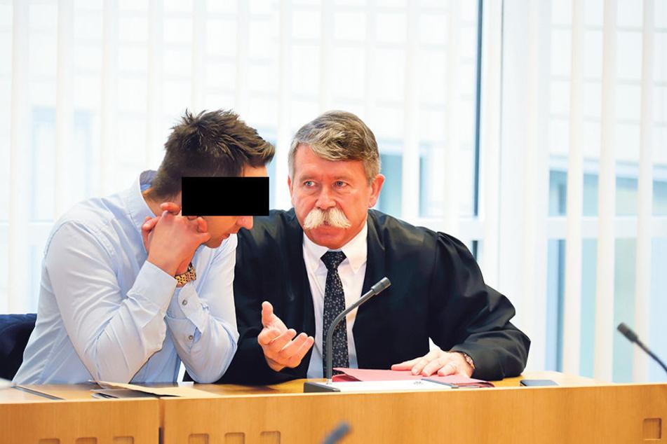 Alexander A. (36) belastete seinen Ex-Chef schwer, kam mit einer Geldstrafe davon.