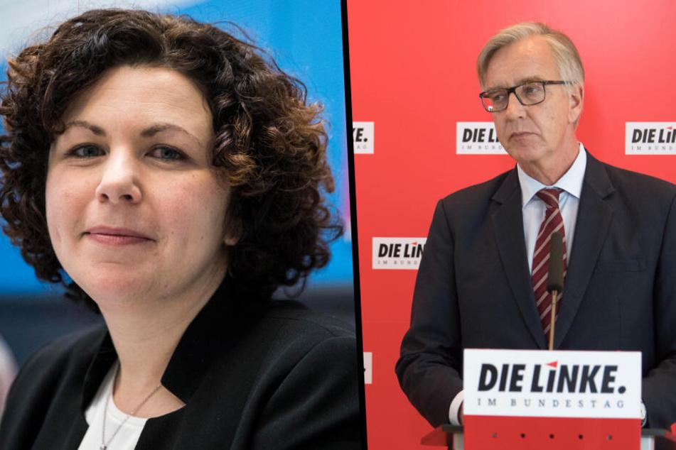 Die Linke im Bundestag präsentiert neue Doppelspitze!
