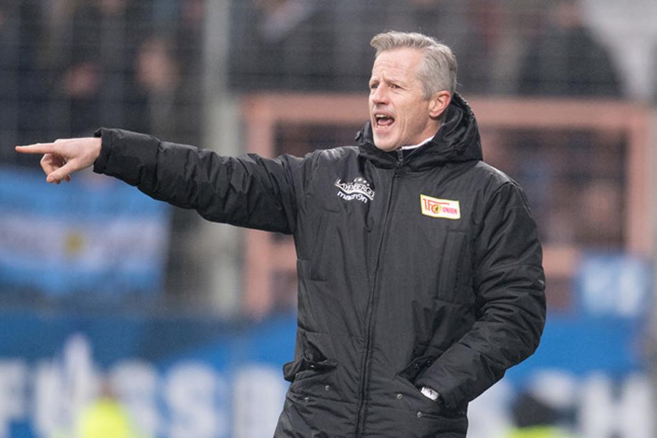 Union Berlin feuert überraschend Trainer Keller
