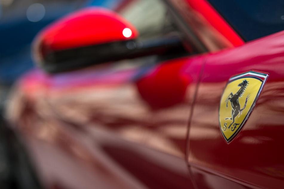 Nach tödlichem Unfall: Witwe will Geld von Ferrari!