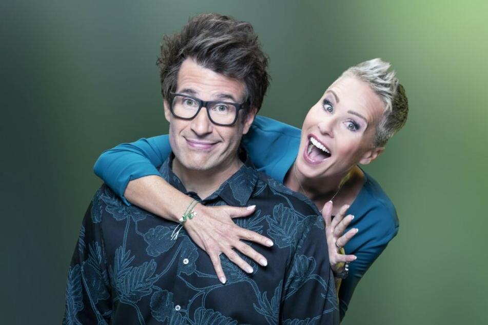 Sonja Zietlow und Daniel Hartwich moderieren wieder das RTL-Dschungelcamp.