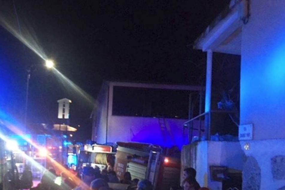 Der Unfall ereignete sich rund 250 Kilometer nördlich der Hauptstadt Lissabon.
