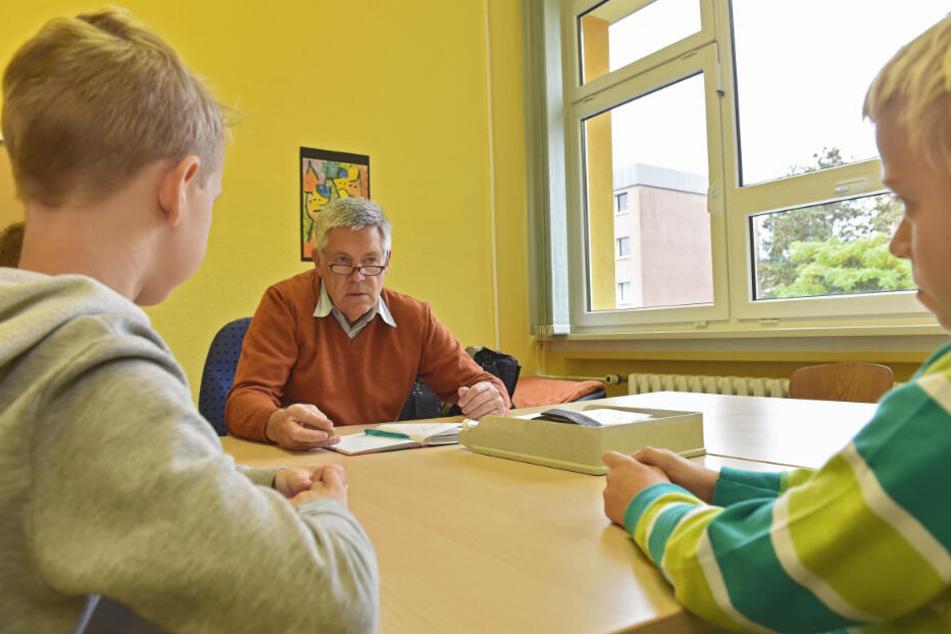 Keine Gewalt! Streitschlichter für Sachsens Schulen gesucht