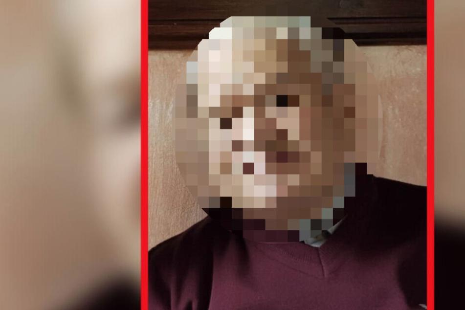 Der 78-Jährige war am Donnerstag verschwunden.