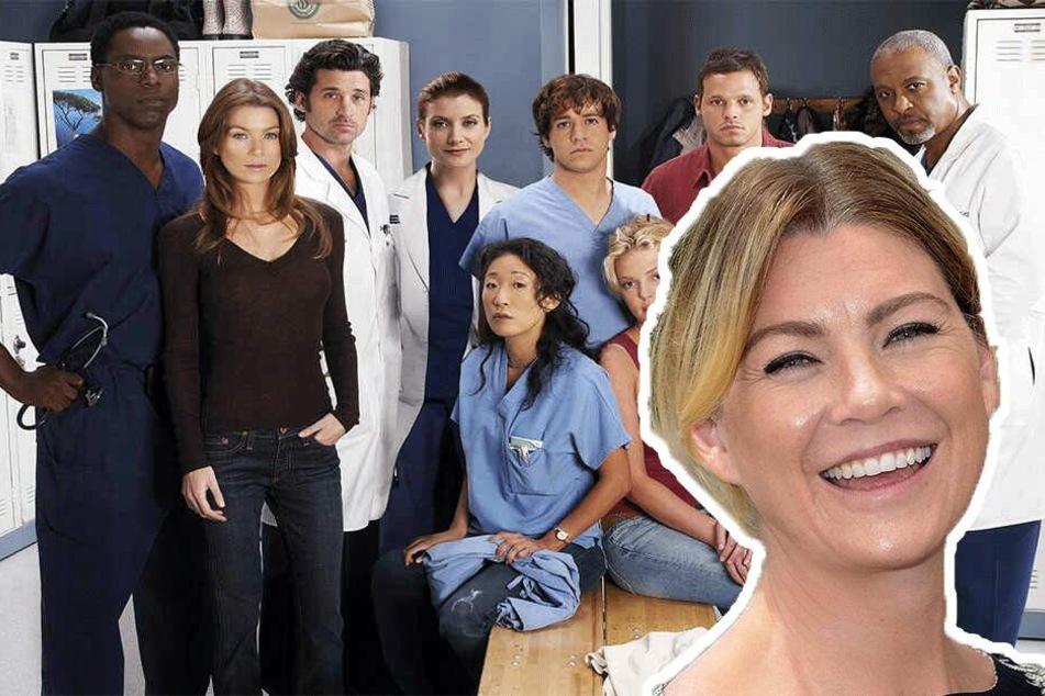 Langjährige Fans von Grey's Anatomy und Ellen Pompeo werden dank ABC erleichtert aufatmen.