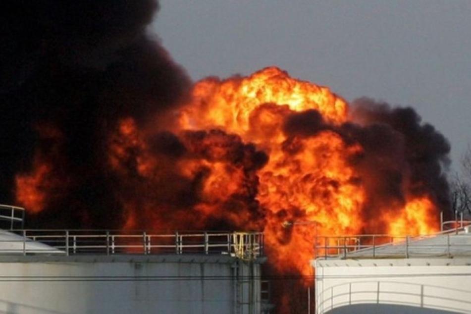 Explosion in Metallbetrieb: Zwei Arbeiter schwer verletzt