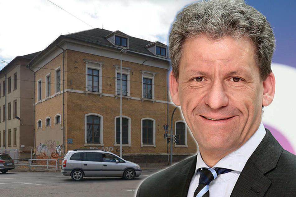 So will Zwickau neue Investoren locken