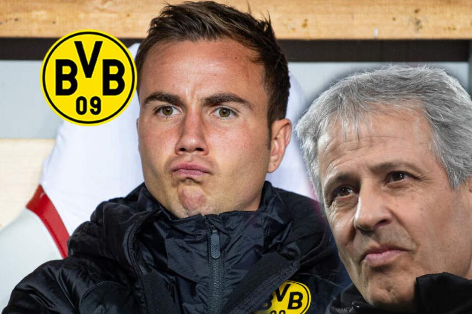 BVB-Beben bahnt sich an: Bleibt Coach Favre, will Götze gehen!