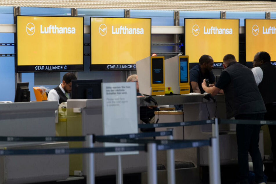 48-Stunden-Streik in Tegel: Alle Lufthansa-Flüge nach Frankfurt und München gestrichen