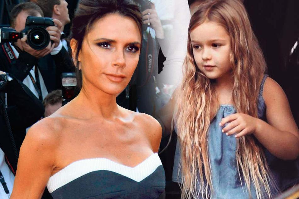 Victoria Beckham setzt Töchterchen Harper (6) auf Diät