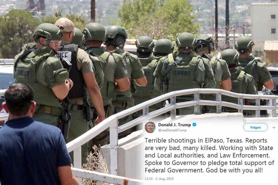 Anzahl der Todesopfer steigt weiter: Details zum El Paso-Attentat veröffentlicht