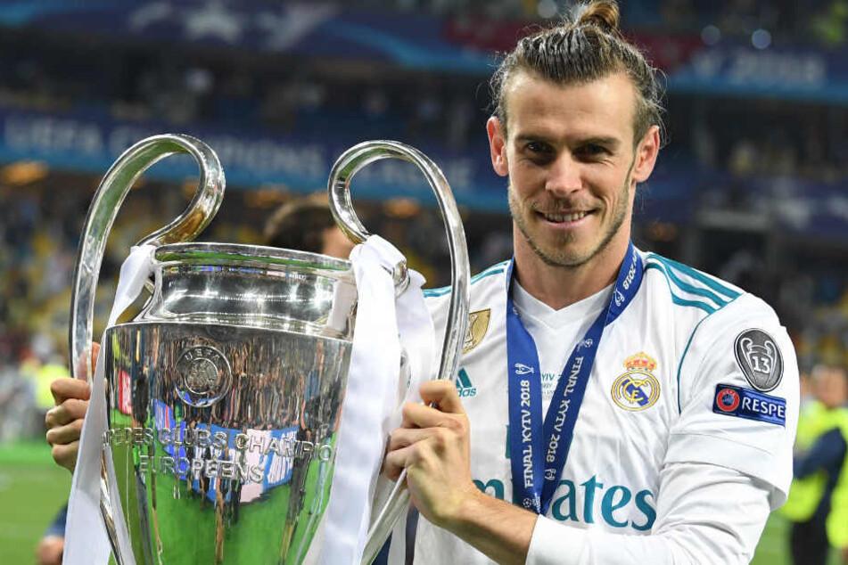 Dank Gareth Bale konnte Real Madrid die Champions League erneut gewinnen.
