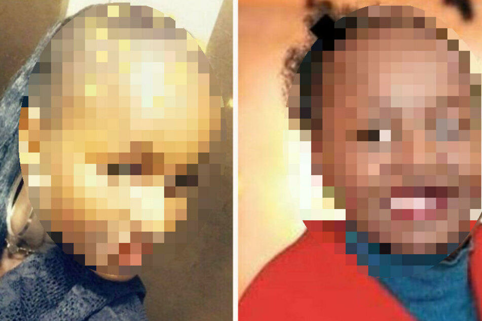 Die Polizei suchte mit Bildern nach der Jugendlichen.