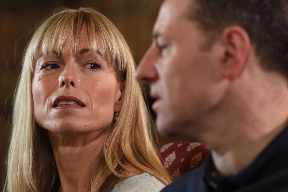 Eltern von Maddie McCann fallen makabrem Scherz zum Opfer