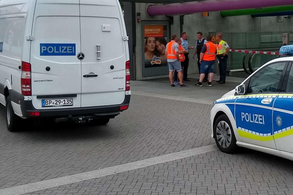 Bahnverkehr eingestellt! Herrenloser Koffer in Leipzig gefunden